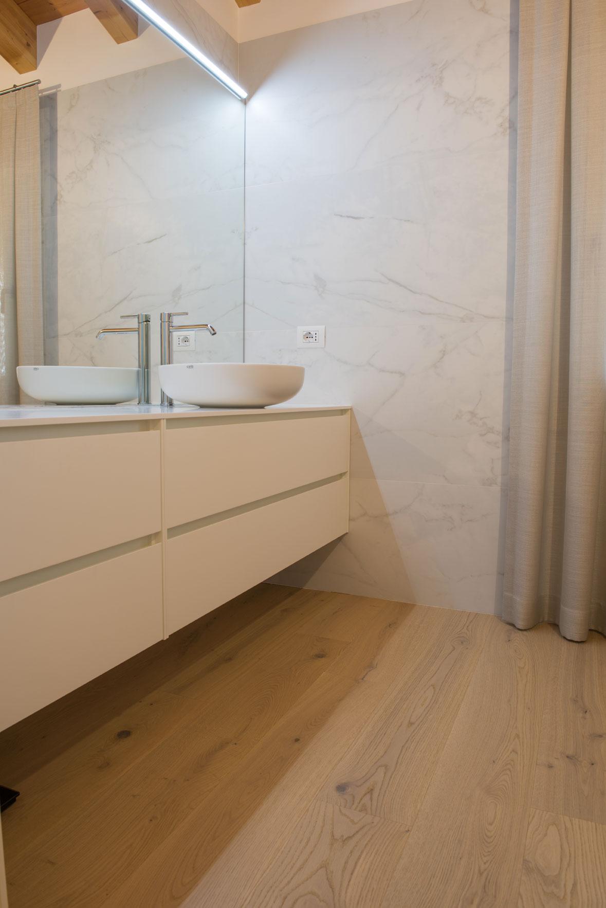 Realizzazione Casa A Castello Di Godego Silvestri Pavimenti