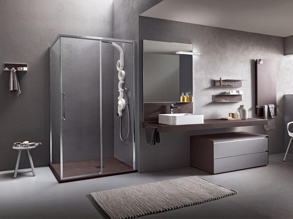 Mobili per bagno moderni e classici a cassola vi for Arredo bagnio