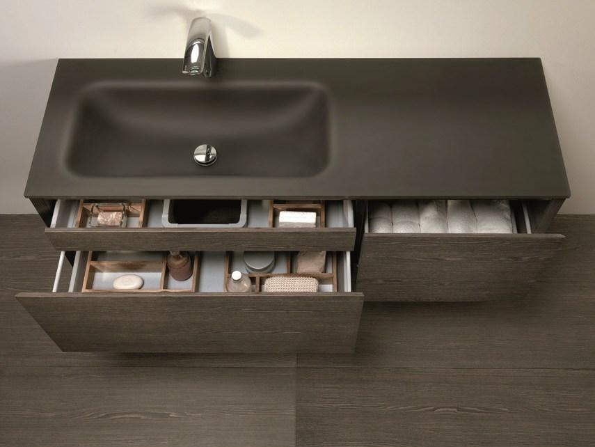 Mobili per bagno moderni e classici a cassola vi silvestri arredo bagno for Mobili in legno per bagno