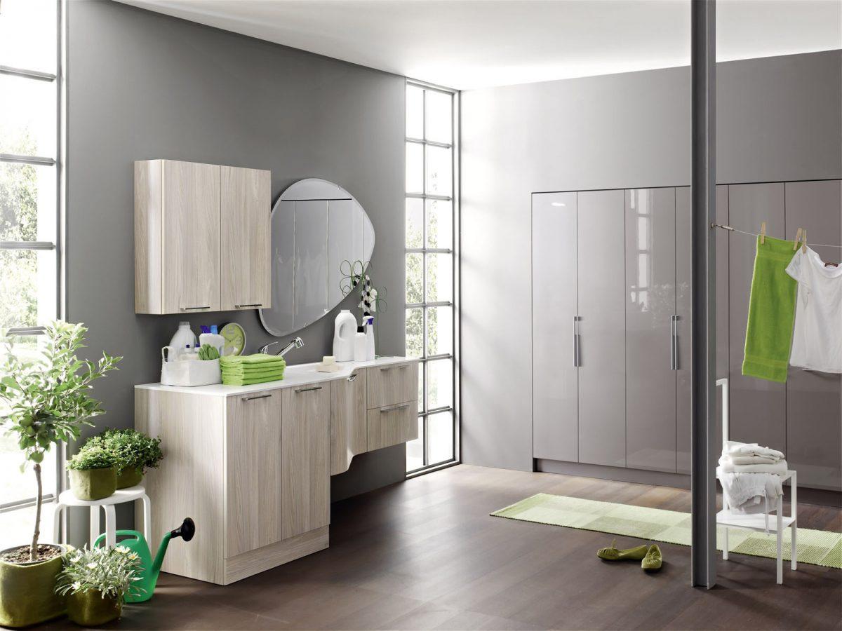 Mobili per bagno moderni e classici a cassola vi for E arredo bagno