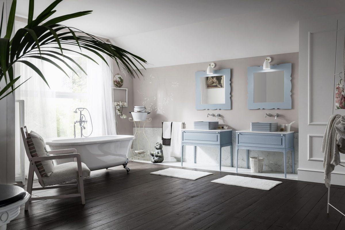 Mobili per bagno moderni e classici a cassola vi for Mobili bassano del grappa