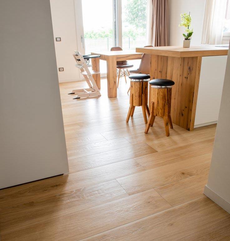 A casa di giorgia e filippo fornitura e posa di pavimenti rivestimenti e arredo bagno - Pavimento bagno effetto legno ...