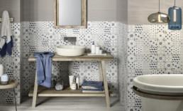 Ceramiche E Rivestimenti Bagno.Bagno Le Piastrelle E L Arredo Di Tendenza Nel 2019