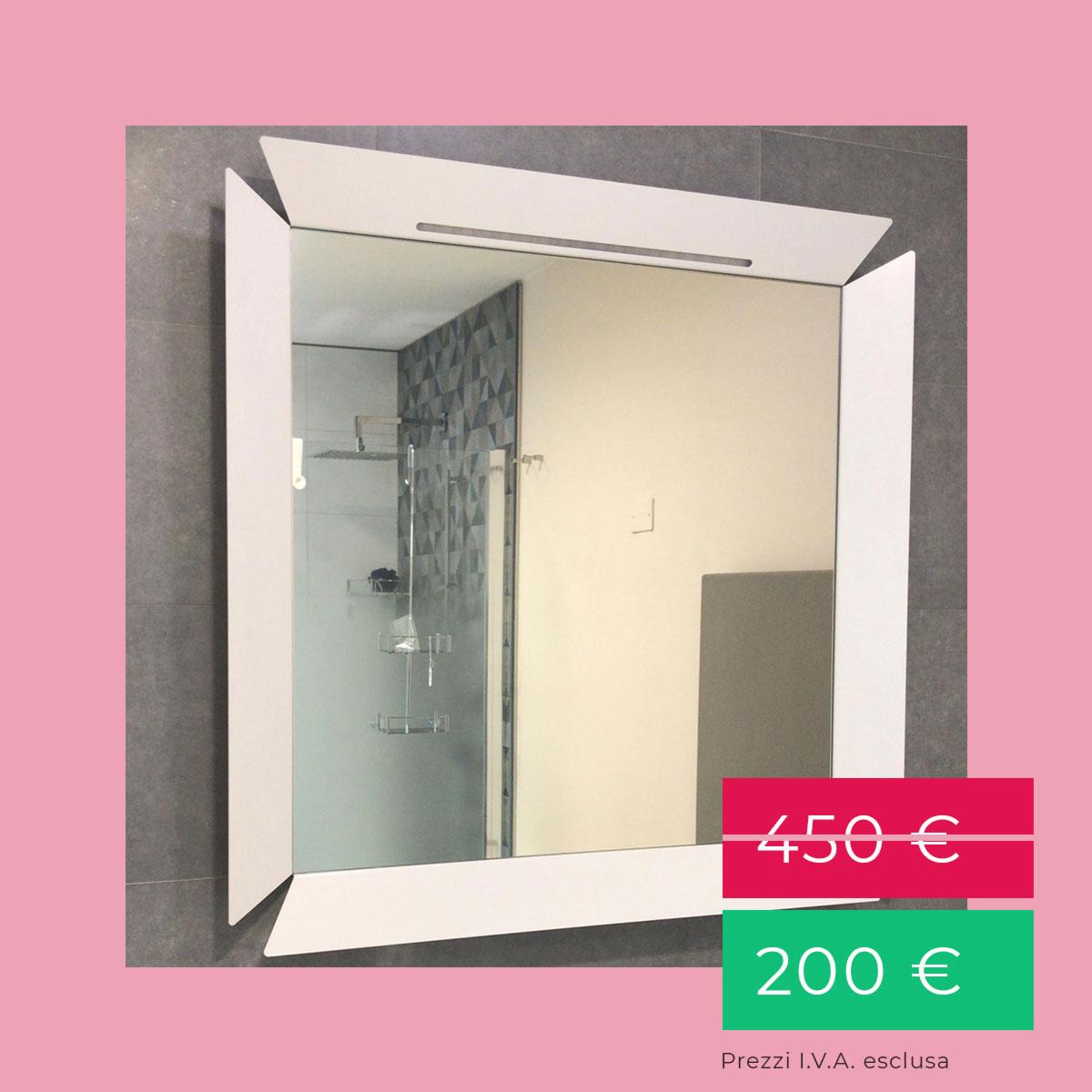 Specchio Bagno Bianco.Prodotti Archivi Silvestri Pavimenti Rivestimenti E Arredobagno